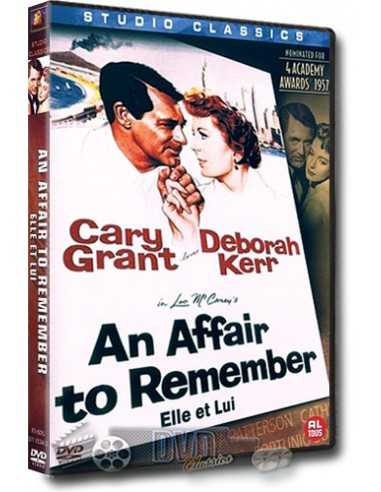 An Affair to Remember - Cary Grant, Deborah Kerr - DVD (1957)