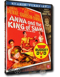 Anna and the King of Siam - Rex Harrison, Irene Dunne - DVD (1946)