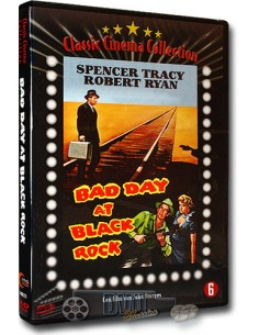 Bad Day at Black Rock - Spencer Tracy, Robert Ryan - DVD (1955)