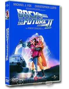 Back to the Future 2 - Michael J. Fox - DVD (1989)