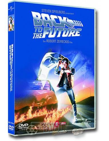 Back to the Future 1 - Michael J. Fox - DVD (1985)