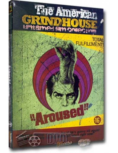Aroused - Janine Lenon, Steve Hollister - Anton Holden - DVD (1966)