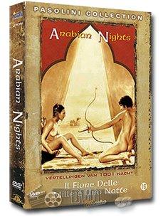 Arabian Nights - Ninetto Davoli, Franco Citti - DVD (1974)