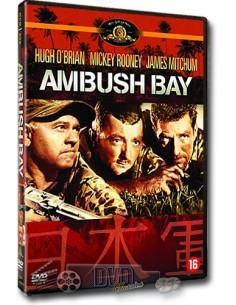 Ambush Bay - Mickey Rooney - Ron Winston - DVD (1966)