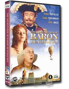 Adventures of Baron Munchausen - Eric Idle - DVD (1988)