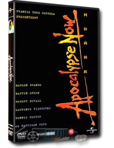 Apocalypse Now Redux - Marlon Brando, Martin Sheen - DVD (1979)