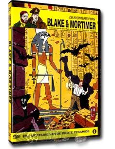 Avonturen van Blake & Mortimer - Mysterie van de grote pyramide - DVD