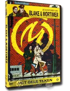 Avonturen van Blake & Mortimer - Het Gele Teken - DVD
