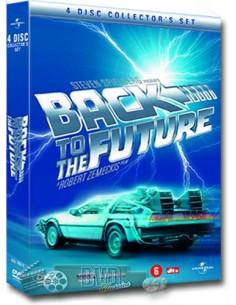 Back to the Future Trilogy - Michael J. Fox - DVD (2008)