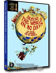 Around The World in 80days - David Niven, Frank Sinatra - DVD (1956)