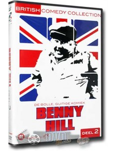 Benny Hill deel 2 Britisch Comedy Collection (2DVD)