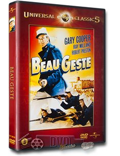 Beau Geste - Gary Cooper - William A. Wellman - DVD (1939)