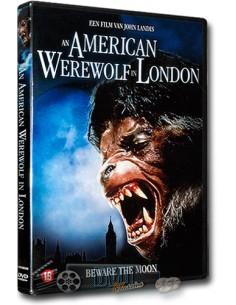 An American Werewolf in London - David Naughton - DVD (1981)