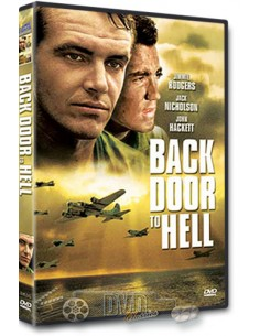 Backdoor to Hell - Jack Nicholson, Jimmie Rodgers - DVD (1964)