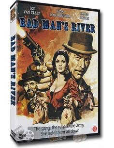 Bad Man's River - Lee van Cleef, Gina Lollobrigida - DVD (1971)