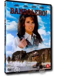 Bandolero - Dean Martin, Raquel Welch, James Stewart - DVD (1968)