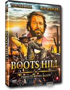 Boots Hill - Bud Spencer, Terence Hill - DVD (1969)