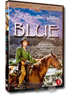 Blue - Karl Malden, Terence Stamp - DVD (1968)