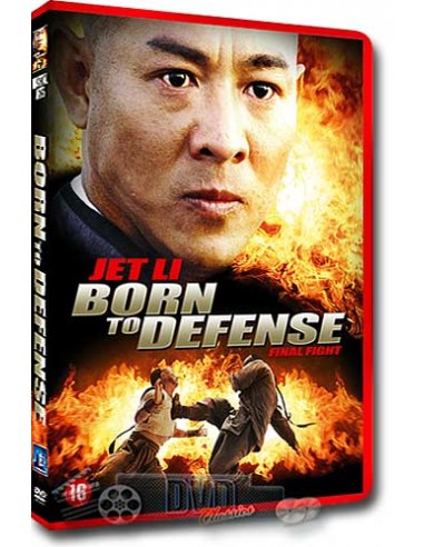Born to Defence - Dean Harrington, Jet Li, Jia Song - DVD (1986)