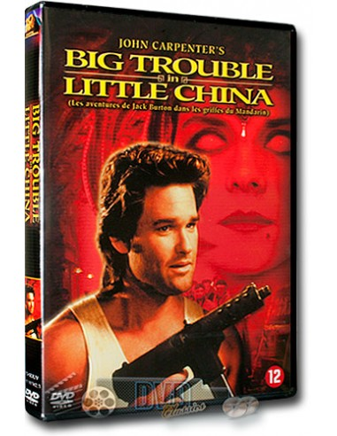 Big Trouble in Little China - Kurt Russell, Kim Cattrall - DVD (1986)