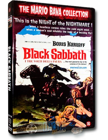 Black Sabbath - Mario Bava Collection - DVD (1963)