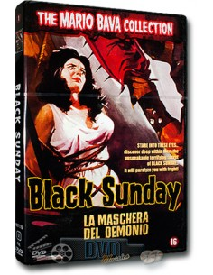 Black Sunday - Mario Bava Collection - DVD (1960)