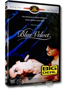 Blue Velvet - David Lynch - Isabella Rossellini - DVD (1986)