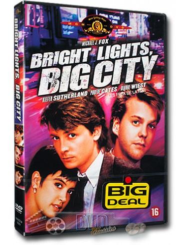 Bright Lights, Big City - Michael J. Fox, Dianne Wiest - DVD (1988)