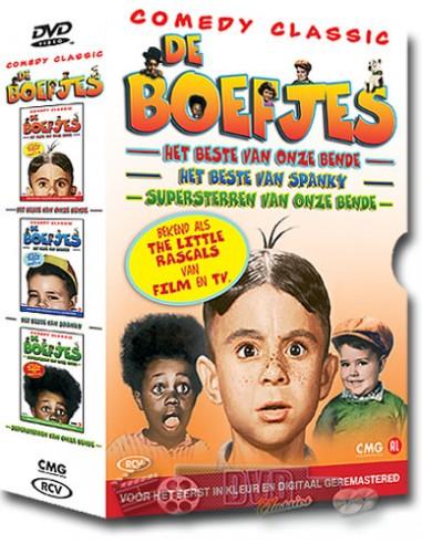 Boefjes Classic Comedy Box - DVD (2007)
