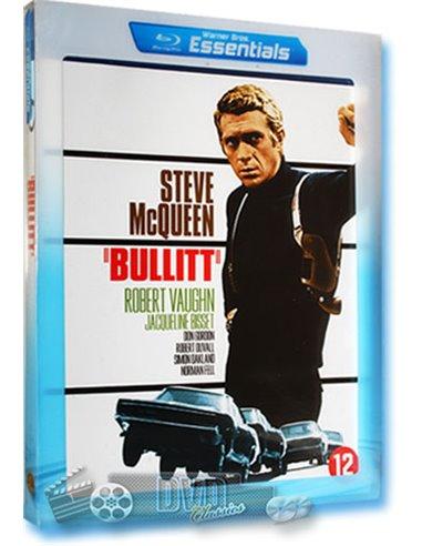 Bullitt - Steve Mcqueen, Jacqueline Bisset - Blu-Ray (1968)