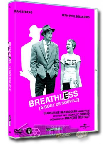 Breathless - A Bout De Souffle - Jean-Luc Godard - DVD (1960)