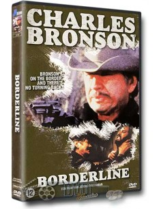 Borderline - Charles Bronson, Ed Harris - DVD (1980)