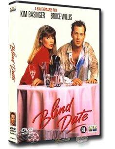 Blind Date - Bruce Willis, Kim Basinger - DVD (1987)