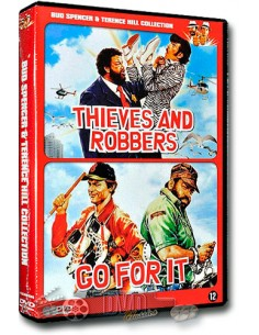 Bud Spencer & Terence Hill Collection 1 - DVD (2010)