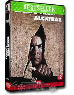 Clint Eastwood - Escape from Alcatraz - Don Siegel - DVD (1979)