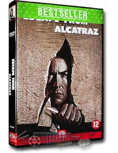 Clint Eastwood - Escape from Alcatraz - Don Siegel - DVD (1979)