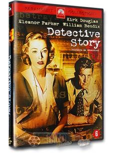 Detective Story - Kirk Douglas, Eleanor Parker - DVD (1951)