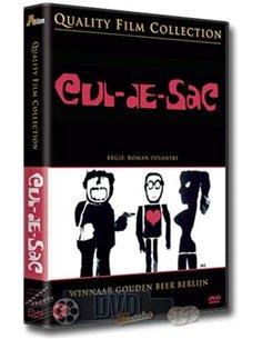 Cul-de-Sac - Jacqueline Bisset, Donald Pleasence - DVD (1966)