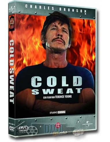 Cold Sweat - Charles Bronson, James Mason - DVD (1970)