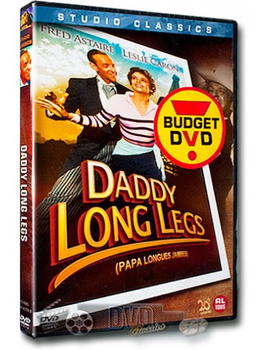 Daddy Long Legs - Fred Astaire, Leslie Caron - DVD (1955)