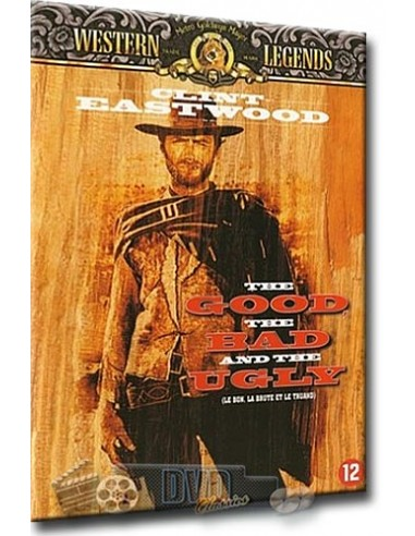 Clint Eastwood - The Good, the Bad and the Ugly - DVD (1966)