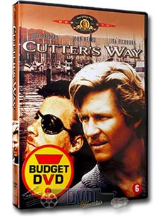 Cutter's Way - Jeff Bridges, John Heard - DVD (1981)
