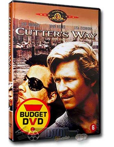 Cutter's Way - Jeff Bridges, John Heard - DVD (1981)