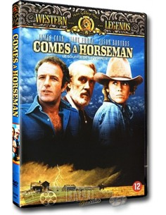 Comes a Horseman - James Caan, Jane Fonda - DVD (1978)