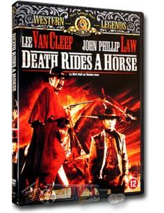 Death Rides a Horse - Lee van Cleef - Giulio Petroni - DVD (1967)