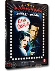 Dark Passage - Humphrey Bogart - DVD (1947)