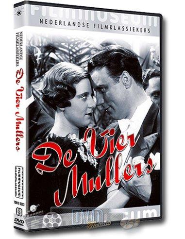 De Vier Mullers - Adolf Bouwmeester, Jac. Van Bijlevelt - DVD (1935)