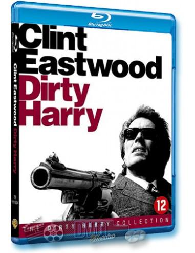 Clint Eastwood - Dirty Harry - John Vernon - Blu-Ray (1971)