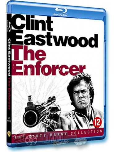 Clint Eastwood - The Enforcer - Tyne Daly - Blu-Ray (1976)