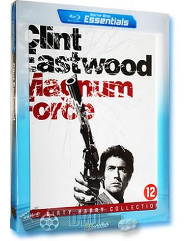 Clint Eastwood - Magnum Force, David Soul - Blu-Ray (1973)